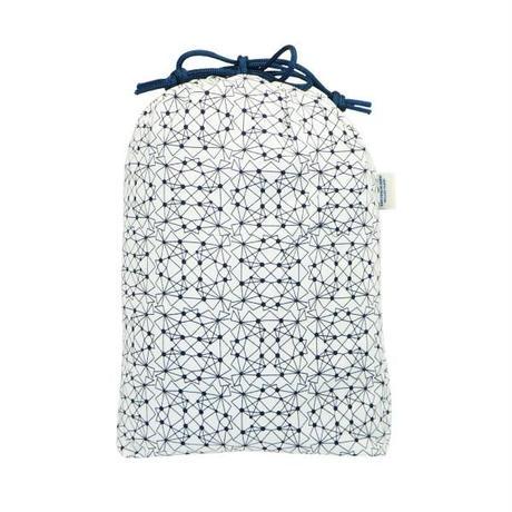ナラヤ タイ NaRaYa 巾着袋 化粧ポーチ ランジェリーポーチ M ・グラフィック   NB-258/2 送料無料