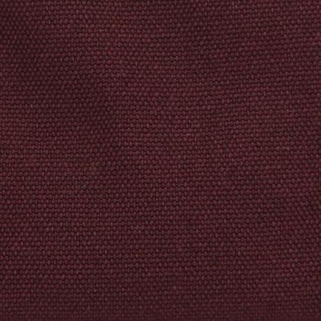 ナラヤ NaRaYa タイ かわいい手のひらサイズ シェル型ポーチ 化粧ポーチ ・キャンバス(バーガンディー・ストライプ) NCN-187A 送料無料