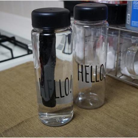 備長炭 浄水 おいしい水  炊飯 消臭 浄化用 スティックタイプ ペットボトルに入る 10本セット  ヤフー備長炭部門第1位受賞商品
