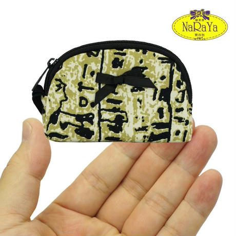 ナラヤ NaRaYa タイ かわいい手のひらサイズ マチ無しポーチ 化粧ポーチ ・クラッシック NB-384 送料無料