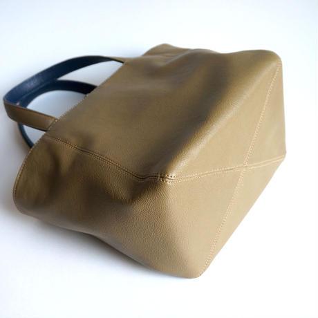 ツートンミニトートバッグ