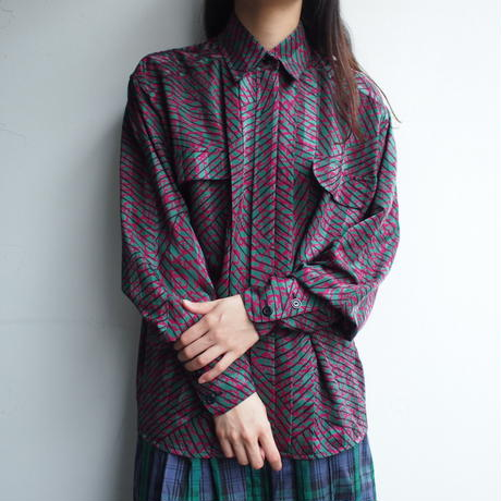 made in France Blouse