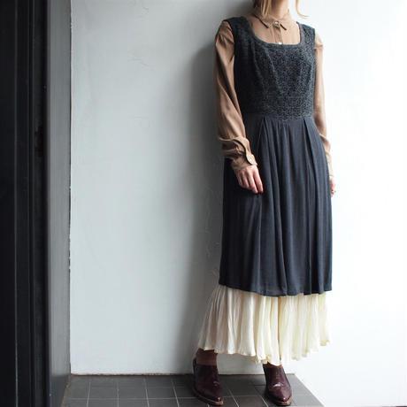 Made in Austria Grayish Black  dress