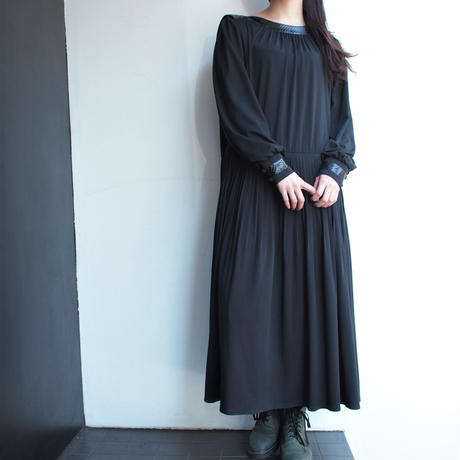 Made in West Germany Black dress