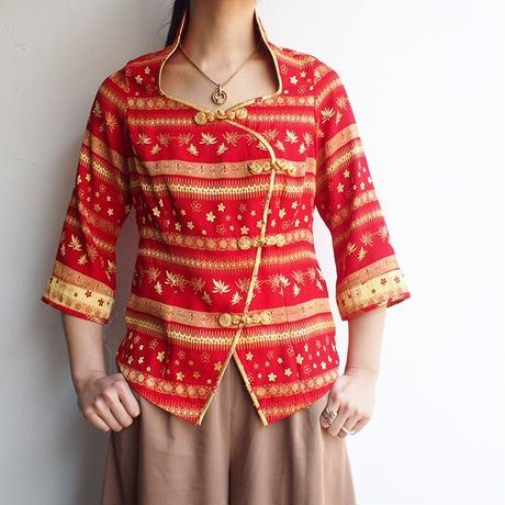 chinese vintage blouse