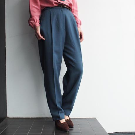 smokey blue pants