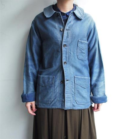 France 〜1950's moleskin work jacket