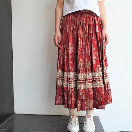 Europe vintage skirt