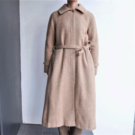 Made in Finland wool coat