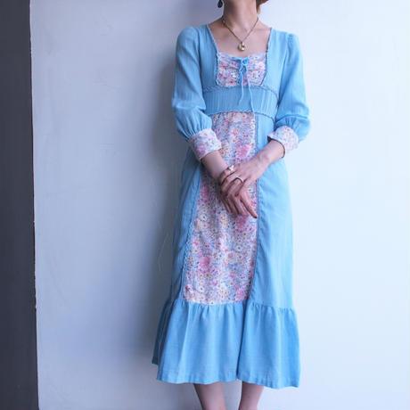Right Blue dress