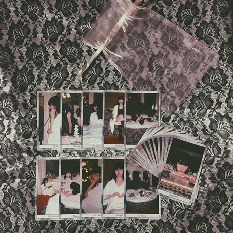 utsutsu ~夢か現か~ Tarot cards ZINE