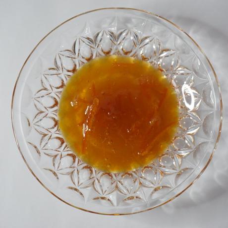 清見オレンジのコンフィチュール(キャラメルフレーバー)