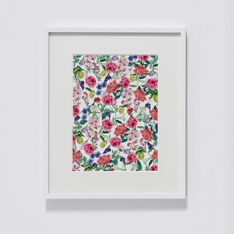 新作 flora (Bouquet) /2020