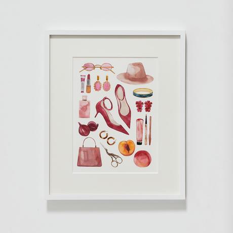 Colors (rose) /natsu yamaguchi_2019