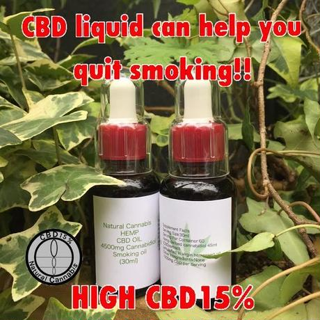 Natural Cannabis CBD for VAPE 2本セット