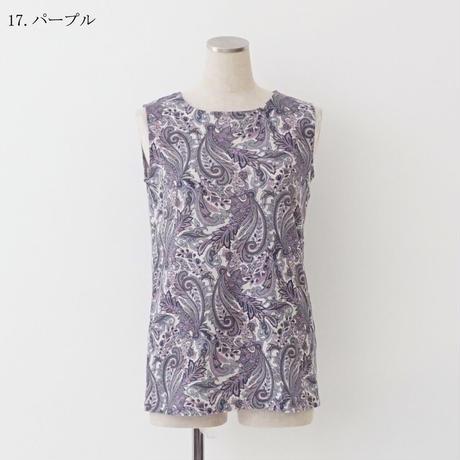 【特別提供品】日本製ノースリーブカットソー[2181111]