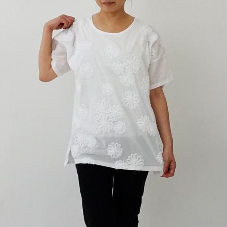 【特別提供品】前身刺繍Tシャツ[4141383]