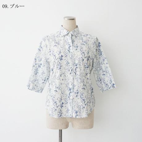 【特別提供品】日本製花柄シャツ[1363888]