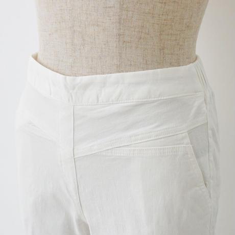 ポケット付きセミワイドパンツ[3197003]