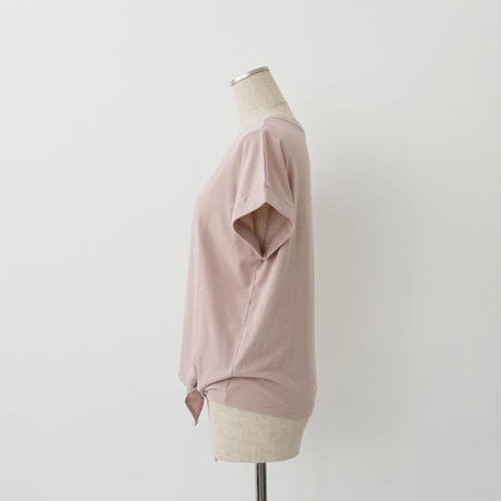 【特別提供品】丸メガネ前しばり刺繍ロゴTシャツ[1281325]