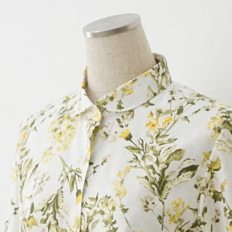【特別提供品】日本製花柄シャツ[1363889]