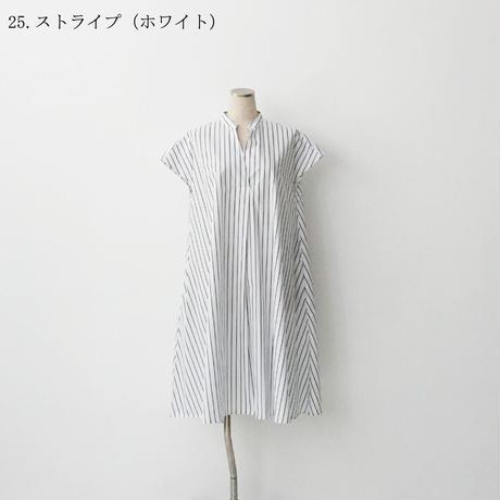 スキッパーテントラインシャツワンピース[4083947]