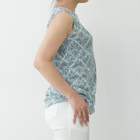 【特別提供品】日本製ノースリーブカットソー[2181112]