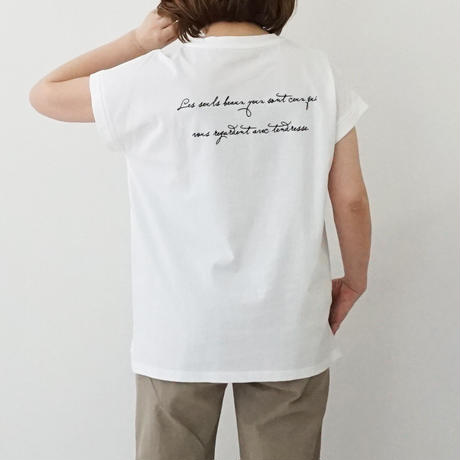 【特別提供品】刺繍ロゴTシャツ[1281323]