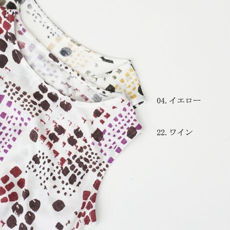 【特別提供品】日本製ノースリーブカットソー[2181113]