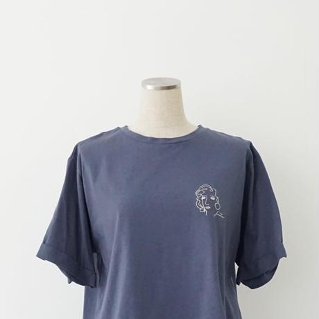 【特別提供品】刺繍ロゴTシャツ[1281301]