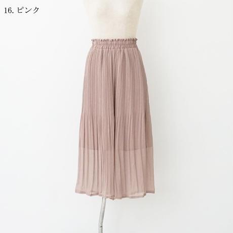 【特別提供品】プリーツスカーチョ[9030005]