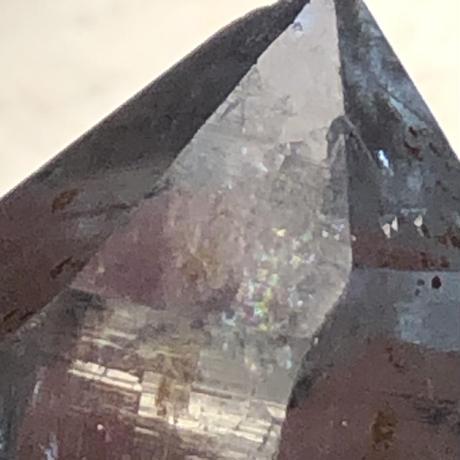 インド マニハール 産 ヒマラヤ水晶ポイント(NO.22)/レコードキーパー
