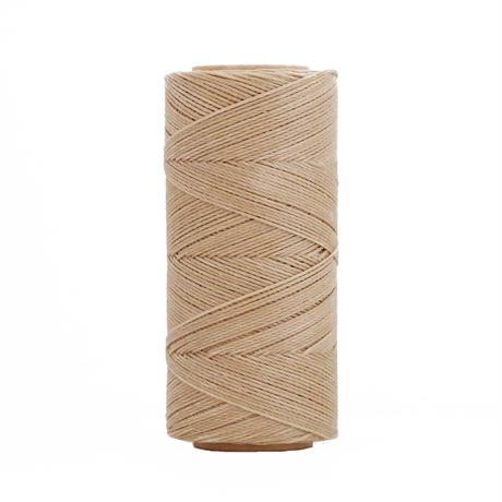 LINHASITA社製ワックスコード<取り扱い34色> 0.5mm (ロウビキ紐 蝋引き紐 waxcord)1本単品