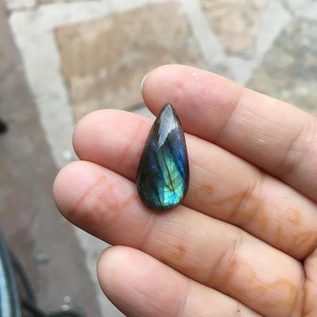 ラブラドライト(No.8)/天然石ルース(裸石)
