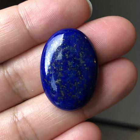 ラピスラズリ(No.16)/天然石ルース(裸石)