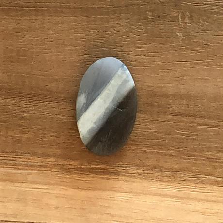 ストライプブルーオパール(No.3)/天然石ルース