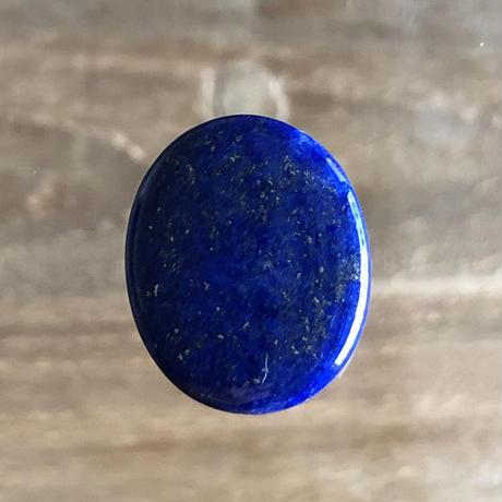 ラピスラズリ(No.30)/天然石ルース(カボション)