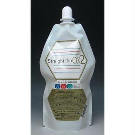 ストレートチオ 共通OX 2剤(400g・過酸化水素水)