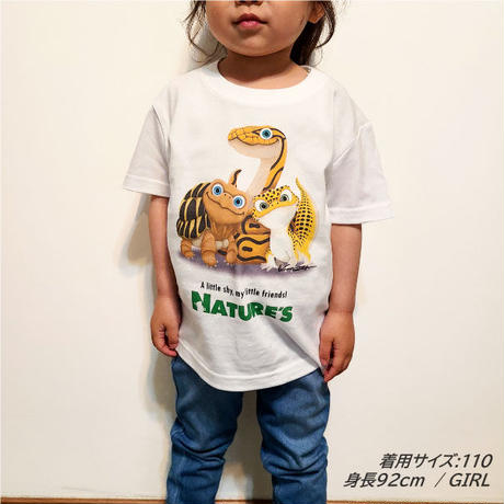 Little Friends Tシャツ【KIDS】