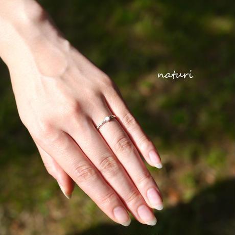 【tronc】sv925 opal ring