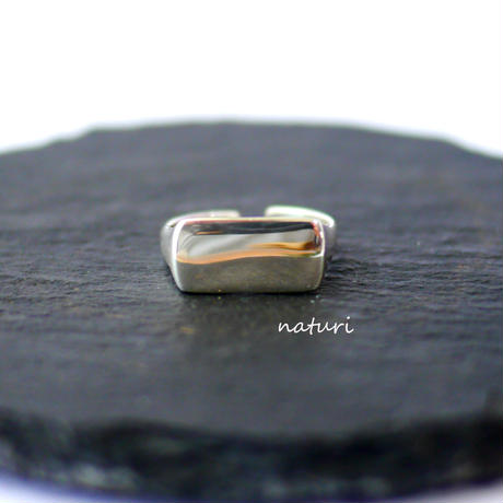 【rectangle】sv925 shikaku ring