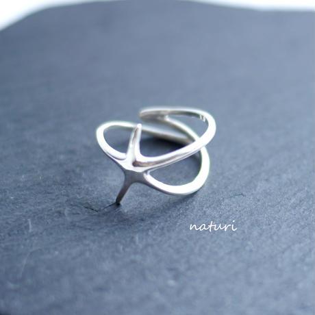 【asterie】sv925 hitode ring
