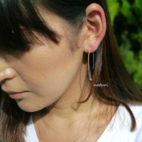 【stiria】sv925 tsurara pierceⅡ(2pcs)