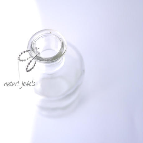 【sphere】sv925 kyuu pierce Ⅱ (2pcs)