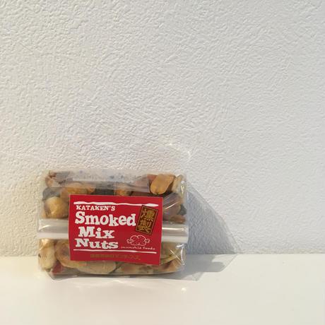 【MUNCHIE FOODS】SMOKED MIX NUTS - 60g
