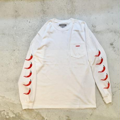 5CHILI PEPPERS L/S P-Tee