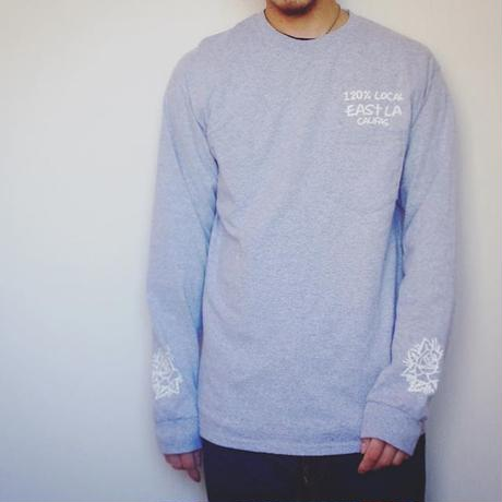 EAST LA L/S Pocket Tee
