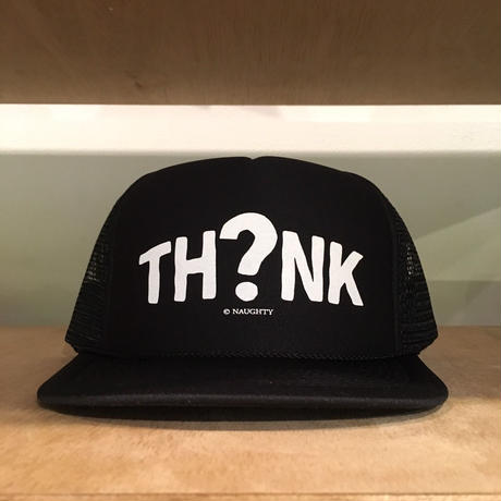 THINK TRUCKER CAP