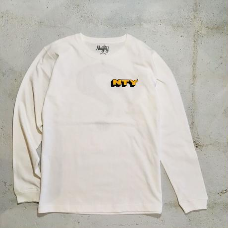 CARRY A QUESTION L/S Tee