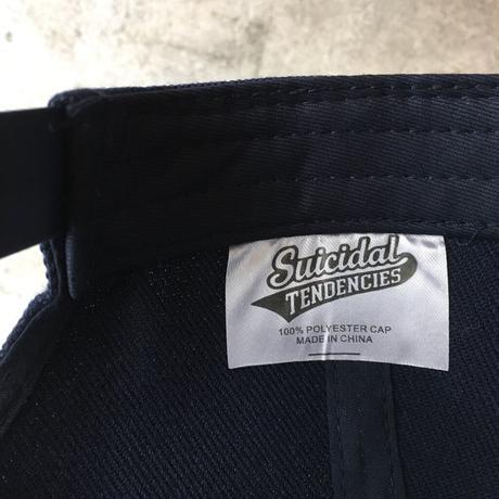 【SUICIDAL TENDENCIES】Full Embroidered Custom Snapback